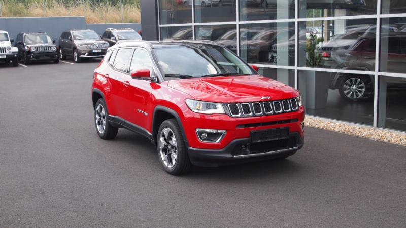 JEEP COMPASS 2,0 MJET LIMITED 4x4 AT