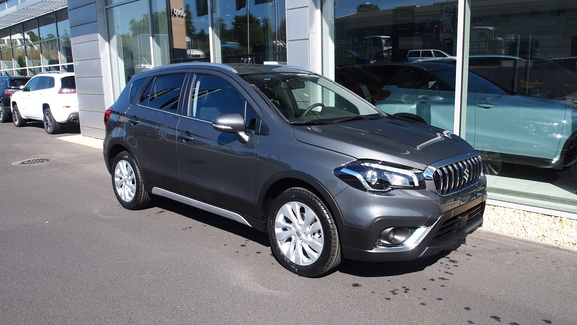 SUZUKI S-CROSS 1,4 BOOSTERJET PREMIUM 4x4 AT