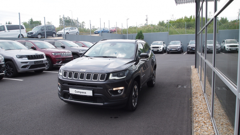 JEEP COMPASS 2,0 MJET LIMITED 4x4